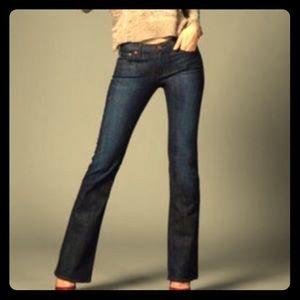"""AG """"The Kiss"""" Denim Jeans"""